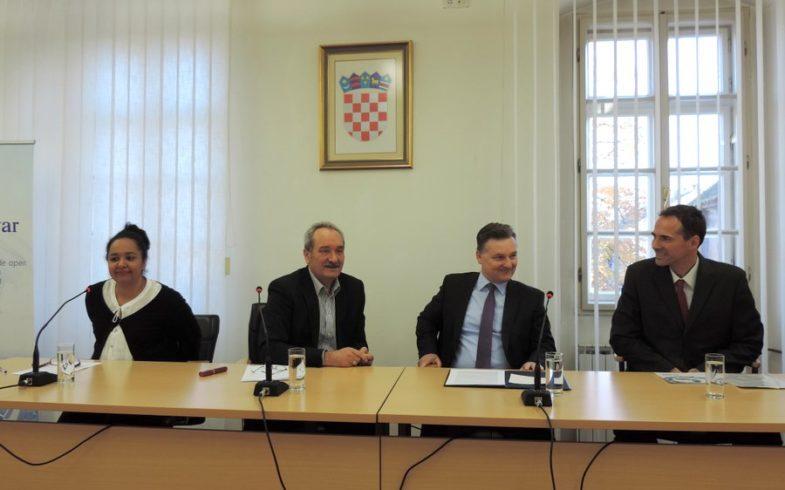 """Uvodna konferencija projekta Energetska obnova Dječjeg vrtića """"Bjelovar"""""""