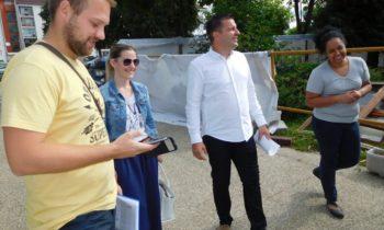 Gradonačelnik obišao radove na vrtiću u Stepinčevoj ulici